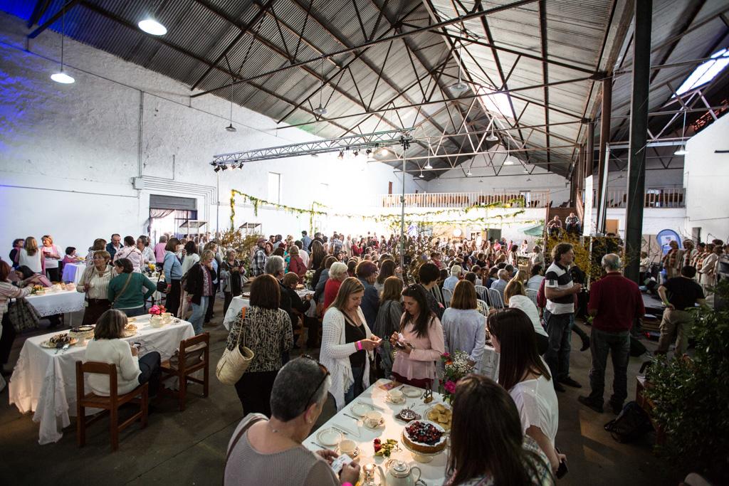 Conchillas organizó nuevamente el Concurso Nacional de Mesas de Té