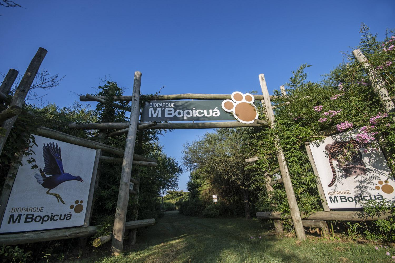 Comenzaron las visitas al Bioparque M´Bopicuá