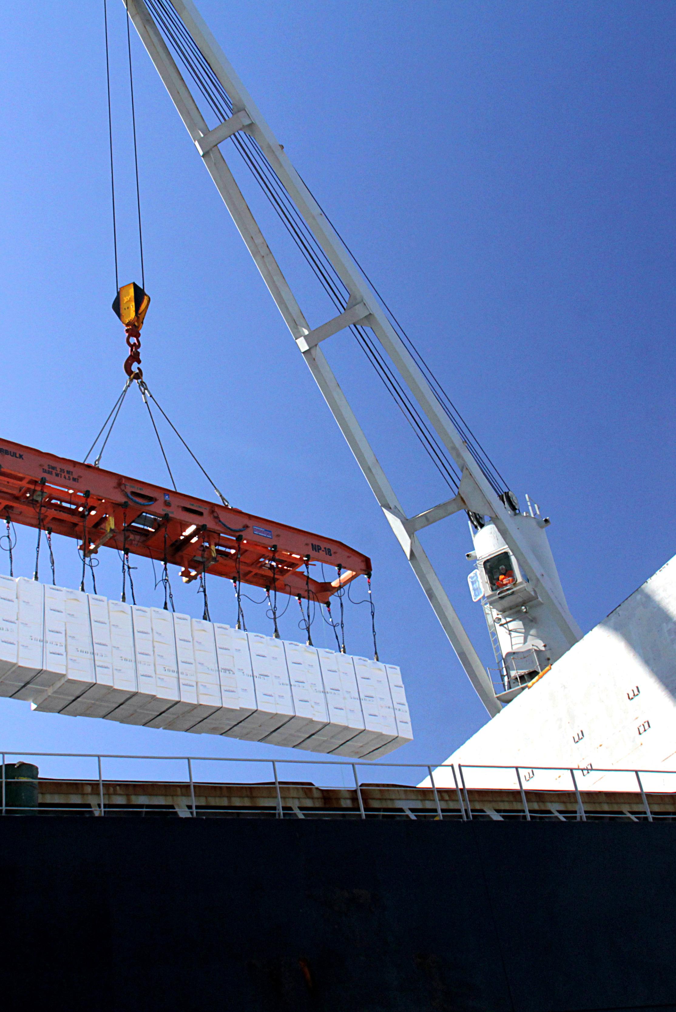 Exportation Logistics