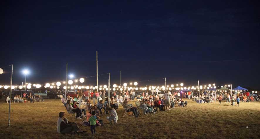 Se celebró la cuarta edición del Festival del Lapacho Rosado en Puerto Conchillas