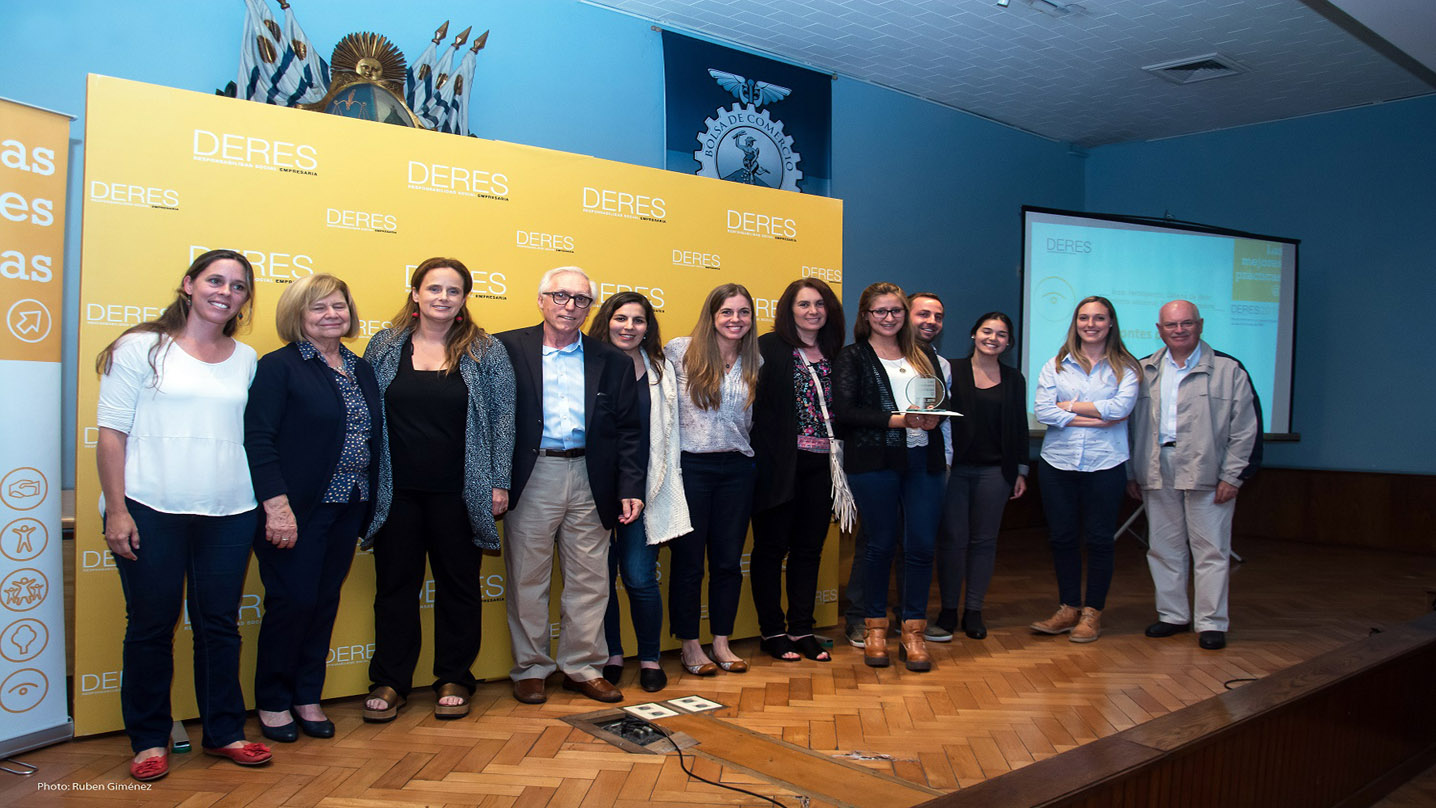 Montes del Plata obtuvo doble reconocimiento de DERES por sus prácticas de sustentabilidad