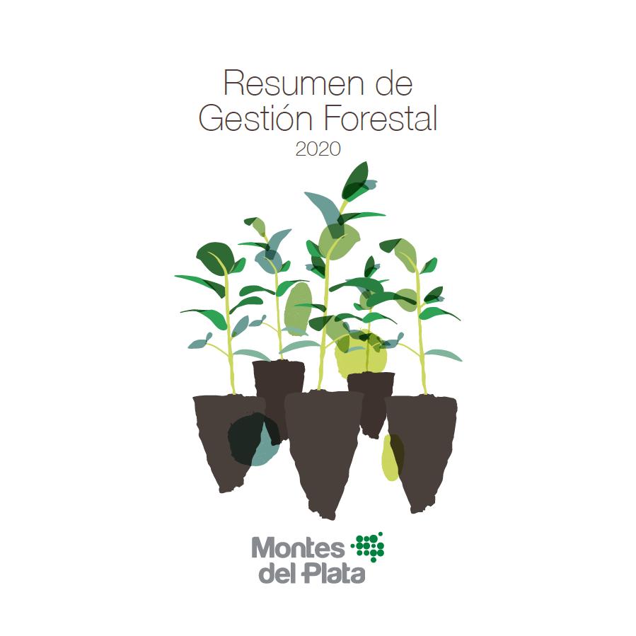 Resumen de Gestión Forestal 2020
